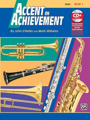 Accent on Achievement, Bk 1: Oboe, Book & CD