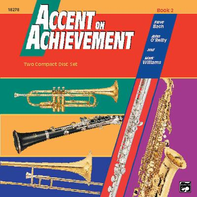 Accent on Achievement, Book 2 9780739002957
