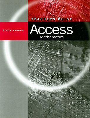 Access Mathematics 9780739889350
