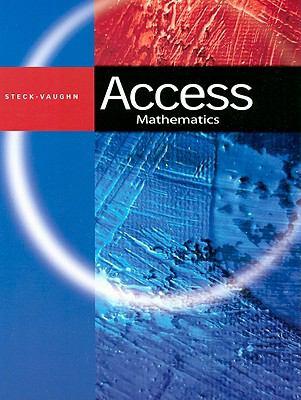 Access Mathematics 9780739889299