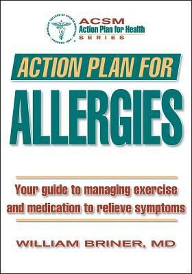Action Plan for Allergies 9780736062794