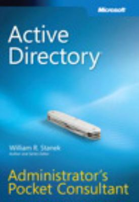 Active Directory Administrator's Pocket Consultant 9780735626485