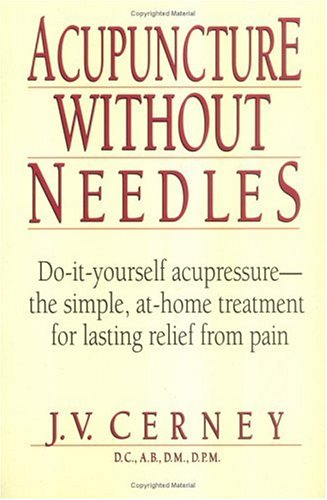 Acupuncture Without Needles 9780735200357