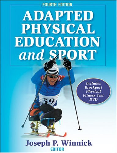 Adapted Physical Education and Sport 9780736052160