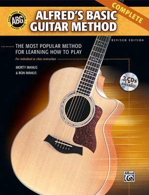Alfred's Basic Guitar Method: Complete [With CD] 9780739048931