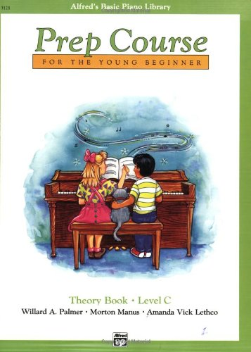 Alfred's Basic Piano Prep Course Theory, Bk C 9780739014004