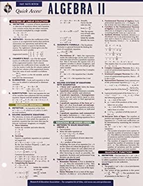 Algebra II 9780738607184