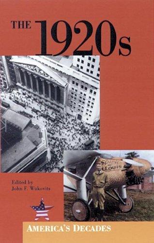 Amer Decades: The 1920s-L 9780737702989