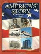Steck-Vaughn America's Story: Book 1 - To 1865 9780739897102