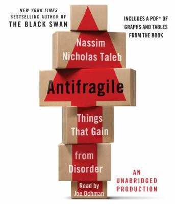 Antifragile: Things That Gain from Disorder 9780739370698