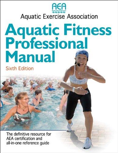 Aquatic Fitness Professional Manual 9780736067676
