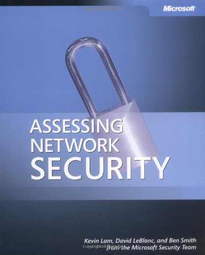 Assessing Network Security 9780735620339