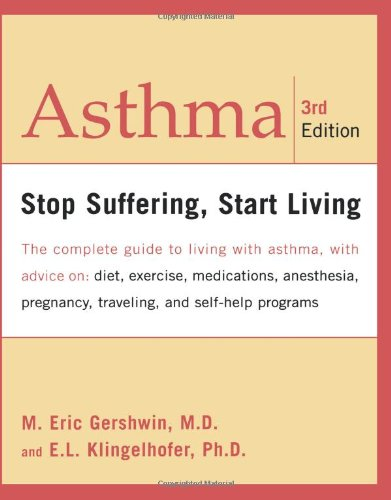 Asthma: Stop Suffering, Start Living 9780738203980
