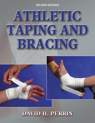 Athletic Taping and Bracing 9780736048118