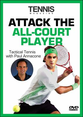 Attack the All Court Player DVD 9780736064729