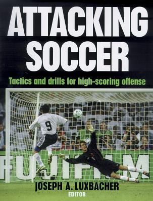Attacking Soccer 9780736001236