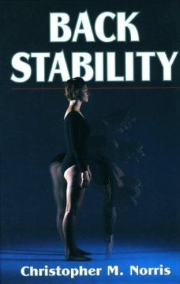 Back Stability 9780736000819