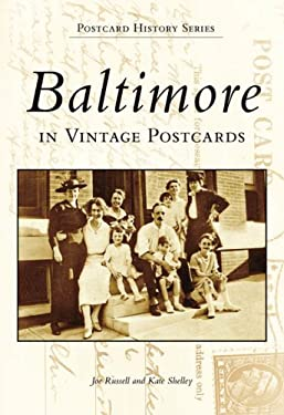 Baltimore in Vintage Postcards 9780738502427