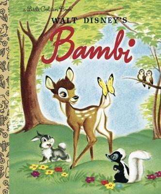 Bambi (Disney Bambi) 9780736423083