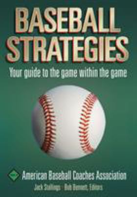 Baseball Strategies 9780736042185