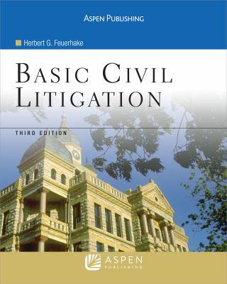 Basic Civil Litigation 9780735558465