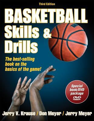 Basketball Skills & Drills [With DVD] 9780736067072