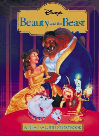 Beauty and the Beast (Disney Beauty and the Beast) 9780736401258
