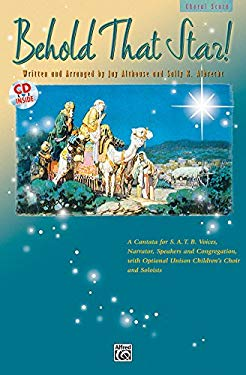 Behold That Star!: Preview Pack, Choral Score & CD 9780739023730