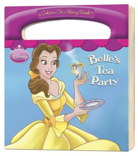 Belle's Tea Party 9780736425834