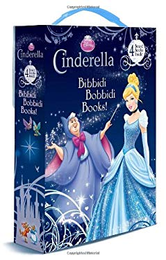 Disney Princess: Bibbidi Bobbidi Books! 9780736430227