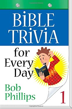 Bible Trivia for Every Day 9780736923200