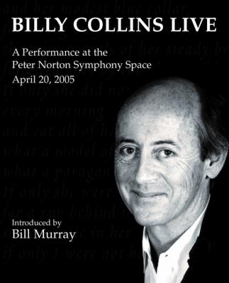 Billy Collins Live: A Performance at the Peter Norton Symphony Space