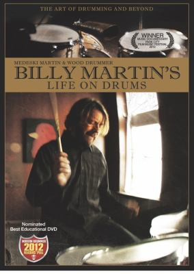 Billy Martin's Life on Drums 9780739075937