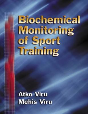 Biochemical Monitoring of Sport Training 9780736003483