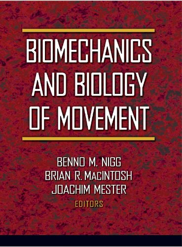 Biomechanics and Biology of Movement 9780736003315