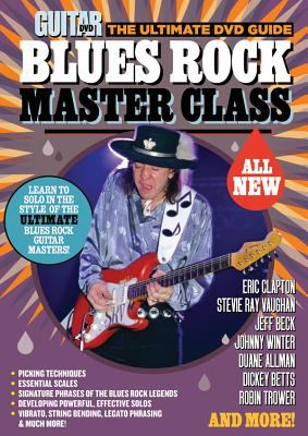 Blues Rock Master Class 9780739083116