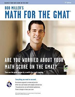 Bob Miller's Math for the GMAT 9780738609126