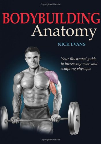 Bodybuilding Anatomy 9780736059268