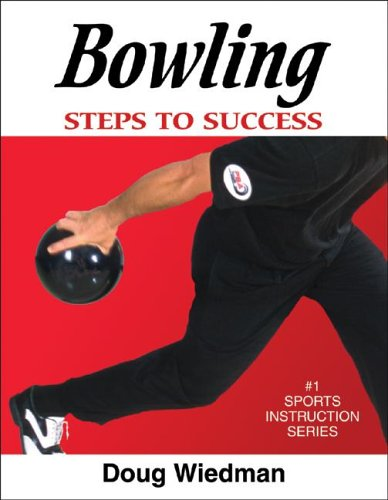 Bowling: Steps to Success 9780736055284
