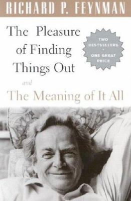 Boxed Set of Pleasure of Finding Things Out & Meaning of It All 9780738207957