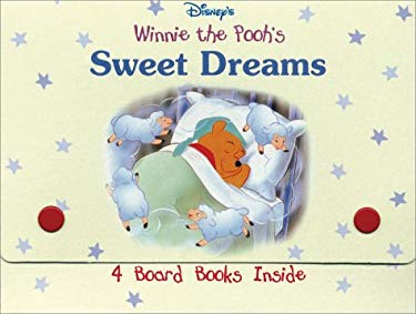 Boxed-Winnie the Poohs Sweet Dreams 9780736401456