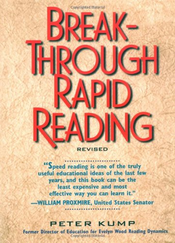 Break Through Rapid Reading 9780735200197
