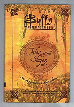 Buffy the Vampire Slayer Tales of the Slayer Vol. 1