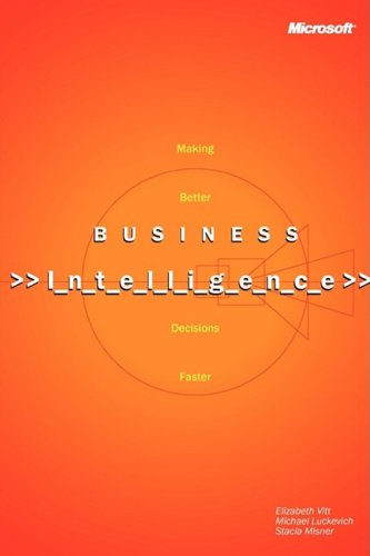 Business Intelligence 9780735626607