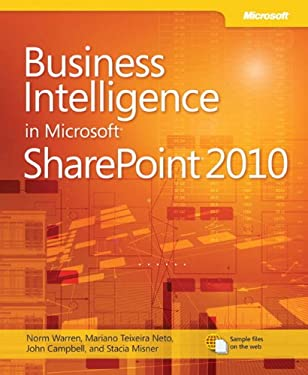 Business Intelligence in Microsoft Sharepoint 2010 9780735643406