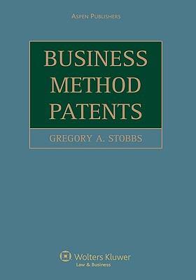 Business Method Patents 9780735521582
