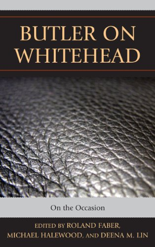 Butler on Whitehead: On the Occasion 9780739172766
