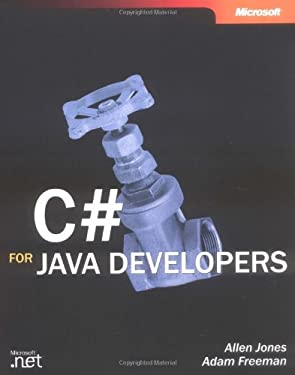 C# for Java Developers 9780735617797