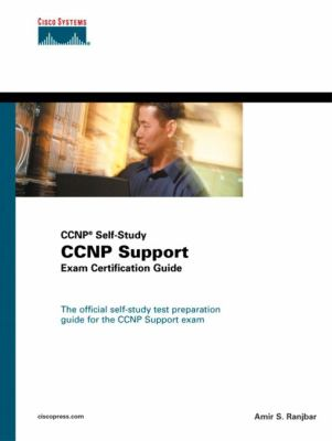 CCNP Support Exam Certification Guide [With CDROM] 9780735709959