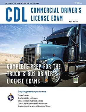 CDL - Commercial Driver's License Exam 9780738609072
